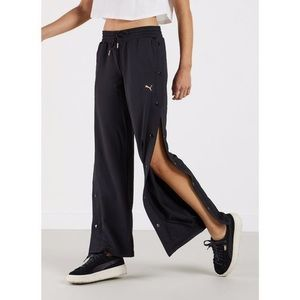 PUMA; Explosive Tear Away Training Sweats